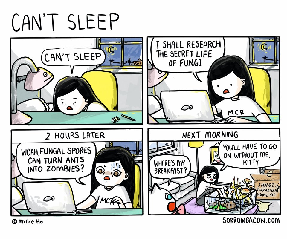 Can't Sleep sorrowbacon comic