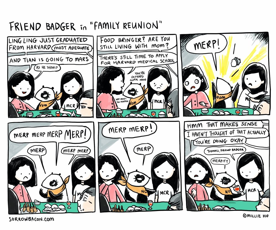 Family Reunion sorrowbacon comic